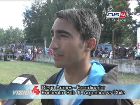 09 02 16 ARGENTINA CHILE SUB 17 Varios
