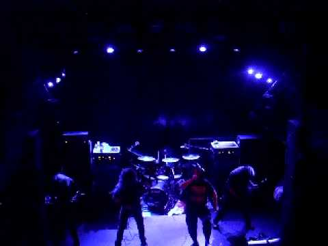 Cannibal Corpse- Sentenced to Burn (live)- 5/14/10