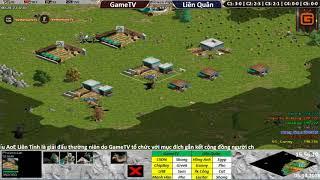 C3T4 | 4vs4 Random | GameTV vs Liên Quân | Ngày 05-10-2018