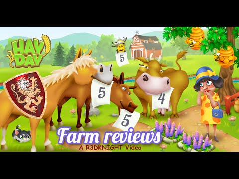 Hay Day - Level 115 Farm Review - Frackle's Cave - Score 5