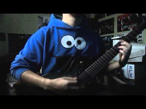 Bullet For My Valentine - All These Things I Hate(cover) video