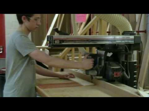 Safety Video - Radial Arm Saw