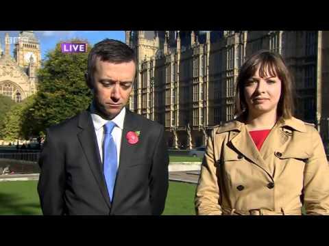 Axelle Lemaire sur Daily Politics (BBC2) - 4 novembre 2013