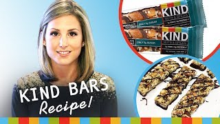 KIND BARS at Home (Gluten-Free & Natural)!