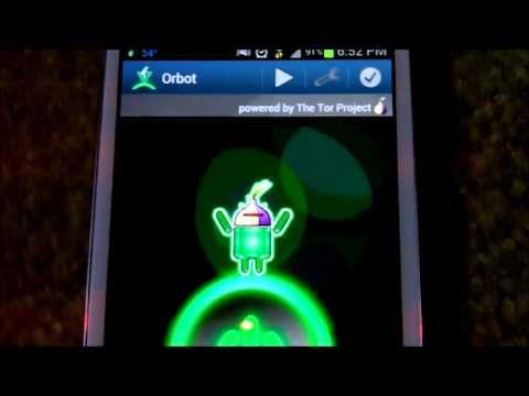 USE TOR ON ANDROID   Samsung Galaxy SIII
