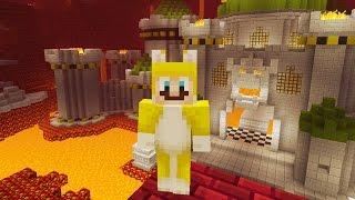 Minecraft: Super Mario Edition - Bowser's Castle {8}