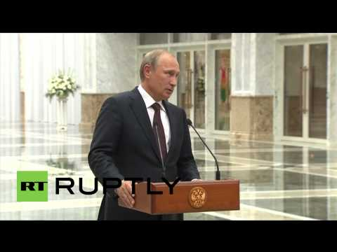Belarus: Putin talks about Russian paratroopers captured in Ukraine