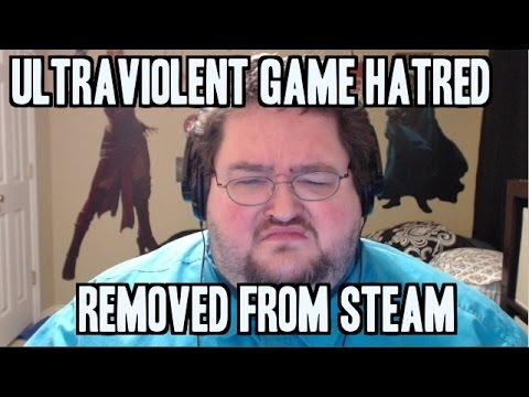 Ultraviolent Game Hatred REMOVED from Steam Greenlight