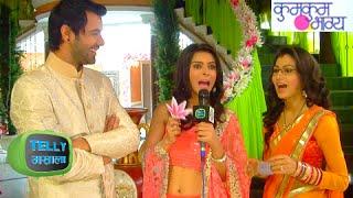 Fun time with Abhi, Pragya And Tanu In Kumkum Bhagya | Zee Tv Show