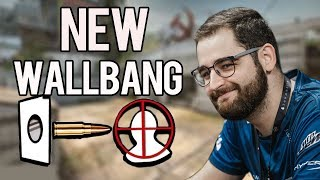 FALLEN DISCOVERS NEW WALLBANG!? STEEL MOST INTENSE 1 VS 1! BEST OF TWITCH CS:GO #245