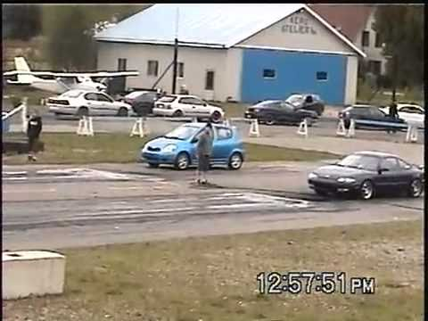 Toyota Echo RS 2005 VS Mazda MX6 1996