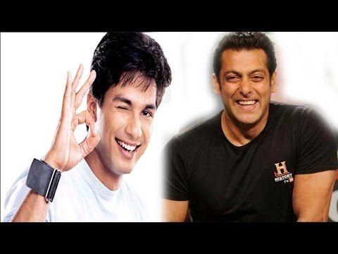 Shahid Kapoor in awe of Salman Khan! | Bollywood News
