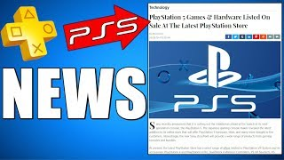 PS5 Release - PS PLUS Game Bonus - GTA 6 Update - NEW PS4 Exclusive - The Last Of Us 2 News
