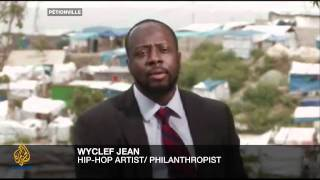 Riz Khan - Wyclef Jean Haiti's Next President