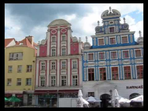 City of Szczecin, Poland - A Nice Place To Visit And Live !