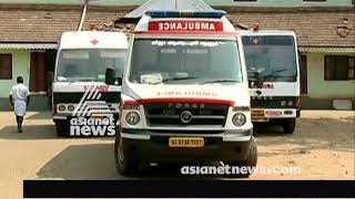 postmortem report  says Patient dies as ambulance run out of oxygen | FIR 22  March 2018