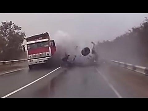 ДТП, жуткие аварии на видеорегистратор/.Ноябрь 2015
