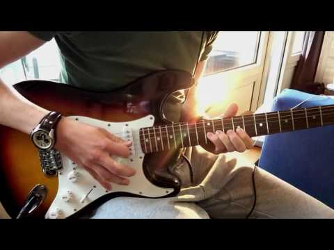 Martin Garrix - In The Name Of Love - E-Guitar Cover