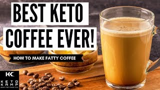 How to Make a Fatty Cup of Coffee (Best Keto Coffee in the World!)