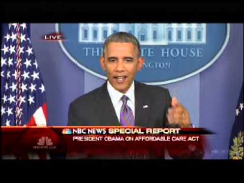 NBC News Special Report - President Obama News Conference 4/17/2014