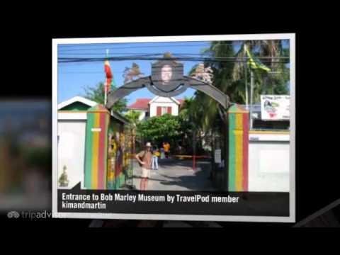 Bob Marley Museum - Kingston, Jamaica