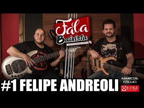 Fala Baixista #1 - Felipe Andreoli