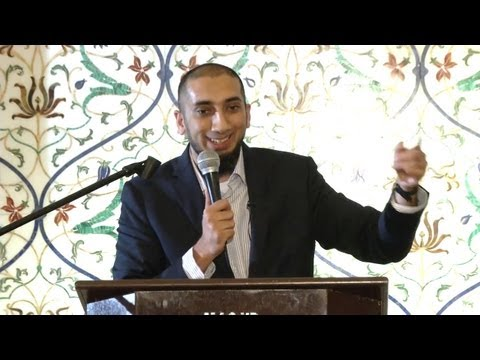 Lessons From Surah Ar Rahman - Nouman Ali Khan video