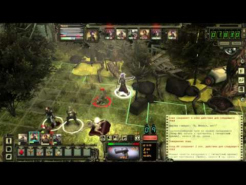 Стрим 19.09.2014 часть 6. Wasteland 2 video