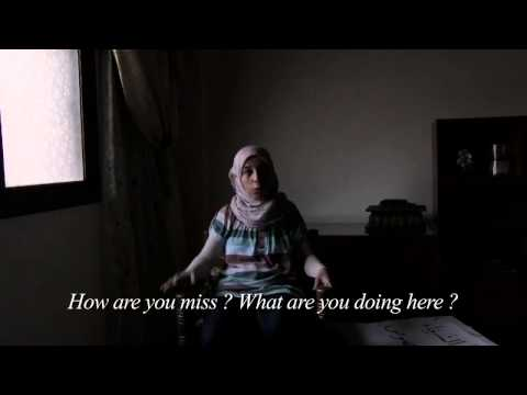 Syrian Woman Explain How She Lives Under the Rule of 'Islamic State of Iraq And Sham' ENG SUBS