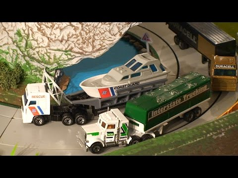 Toy Trucks Collection Matchbox Convoy Diecast Trucks