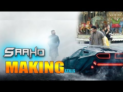 Sahoo Latest Making Stills 2018 | Prabhas | Director Sujeeth | Shraddha Kapoor | Tollywood Nagar