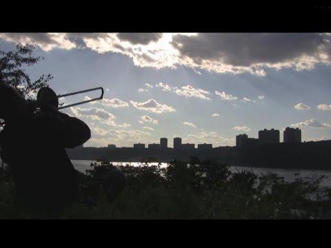 Ghoomar Trombone Rajasthani Folk Song, New York City video