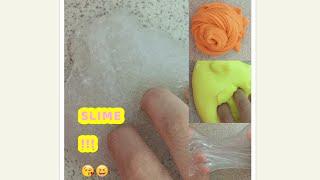 Các loại slime mà mk tự làm 🐉 - by YuMi Channel