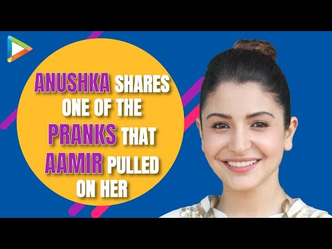 """I Respect Aamir's Approach Towards His Work"": Anushka Sharma"