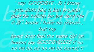 (LYRICS) bandit gang marco !. say GOODBYE !