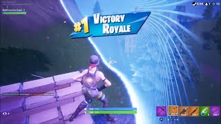 Easiest game of Fortnite I've ever played