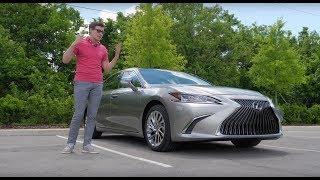 Главное, не думать про Камри – Новый Lexus ES. Тест-драйв и обзор