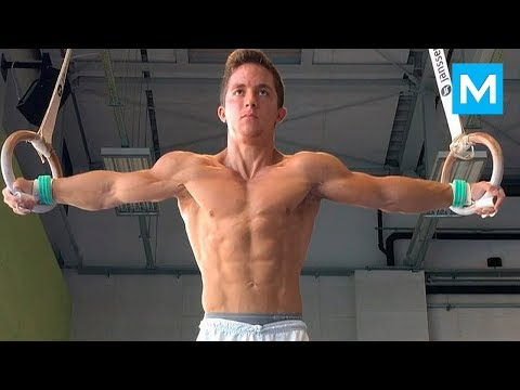 Real Strength - Gymnastics Monster - Jan Ribnikar | Muscle Madness