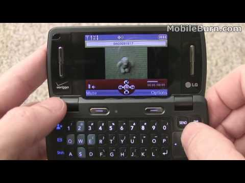 LG enV3 for Verizon - part 2 of 2