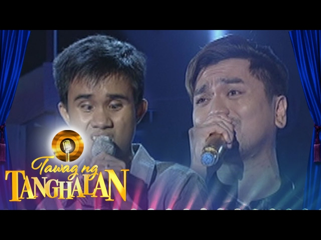 Tawag ng Tanghalan: Carlmalone Montecido vs. Jex De Castro