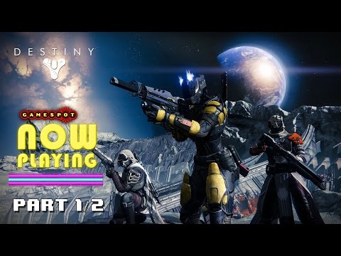 Destiny (Beta) - Now Playing - Part 1
