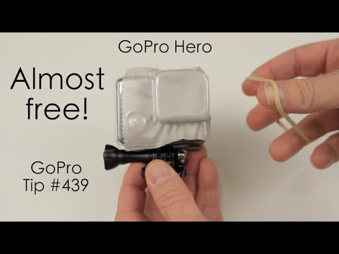Almost Free Lens Protection For Hero - GoPro Tip #439