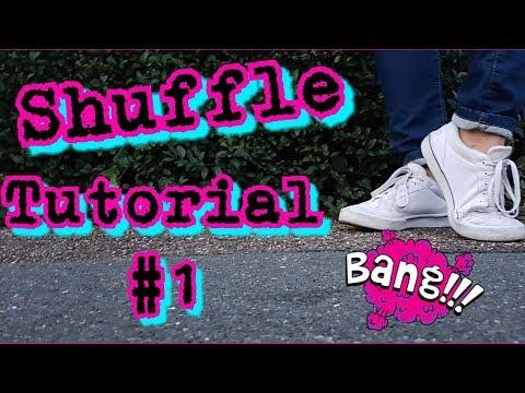 Beste Tanzunterricht für Anfänger || Tanz mit Hase - SHUFFLE || Teil 1
