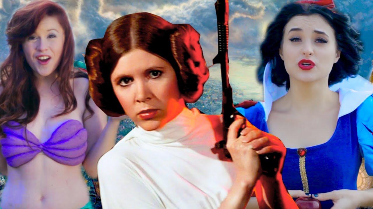 Disney Princess Leia Star