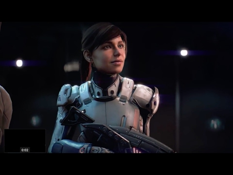 Mass Effect: Andromeda Official Sara Ryder Trailer