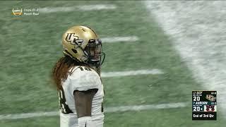 Auburn vs UCF Chick-Fil-A Peach Bowl Highlights 2018