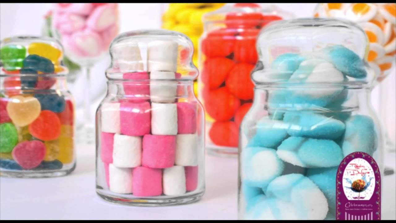 Candy bar golosinas en youtube - Como hacer un candy bar ...