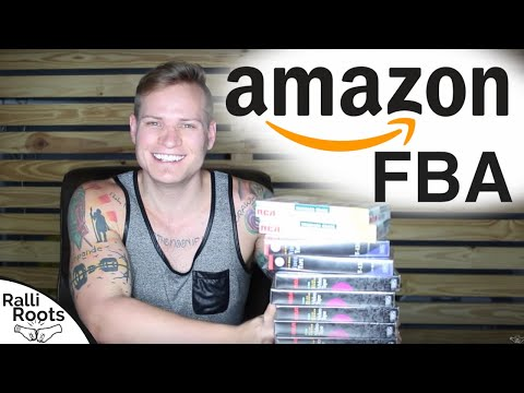 Amazon FBA:  2017 STEP-BY-STEP GUIDE! - Send your first shipment!   RALLI ROOTS