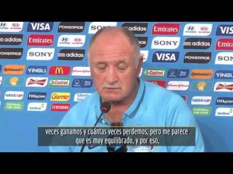 Luiz Felipe Scolari advirtió sobre peligrosidad del Tricolo