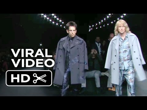 Zoolander 2 VIRAL VIDEO - Valentino Fashion Show (2016) - Ben Stiller, Owen Wilson Movie HD